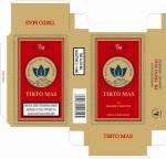 Etiket Hard Pack TM